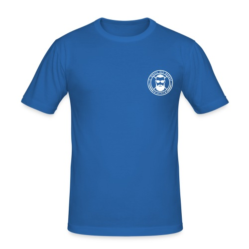 Logo officiel blanc - T-shirt près du corps Homme
