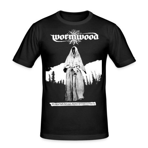 Women's Witch Print - Men's Slim Fit T-Shirt