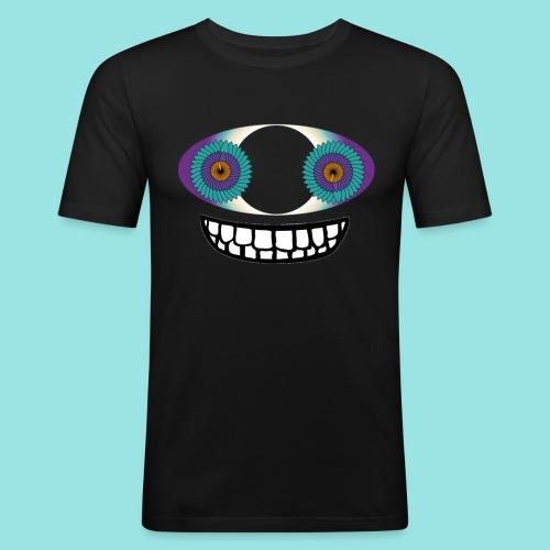 Crazy alpha - T-shirt près du corps Homme