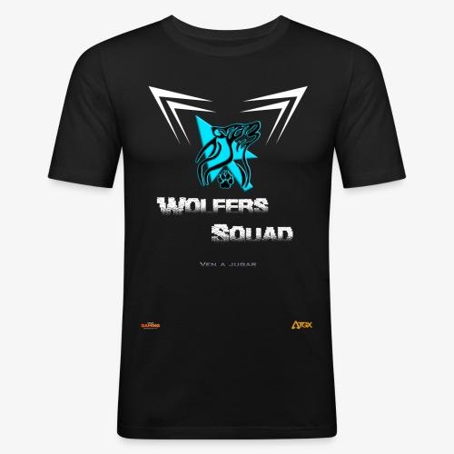 Camiseta WS - Camiseta ajustada hombre