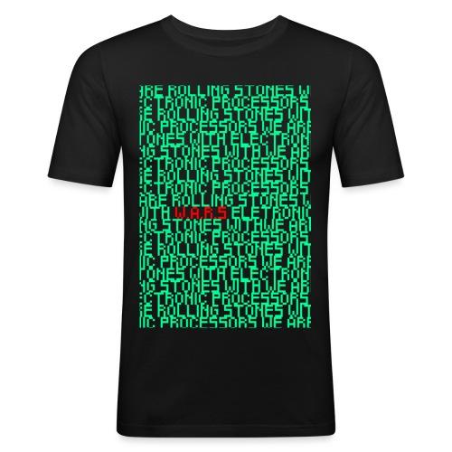 WARS - T-shirt près du corps Homme