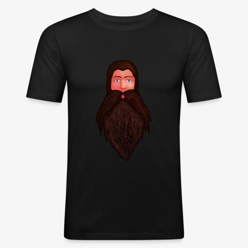 Tête de nain - T-shirt près du corps Homme