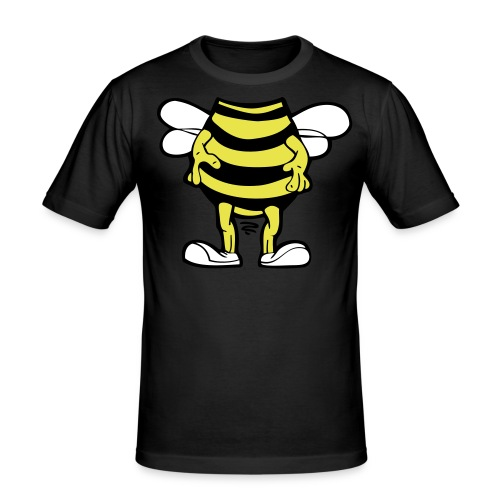 Bee costume - slim fit T-shirt