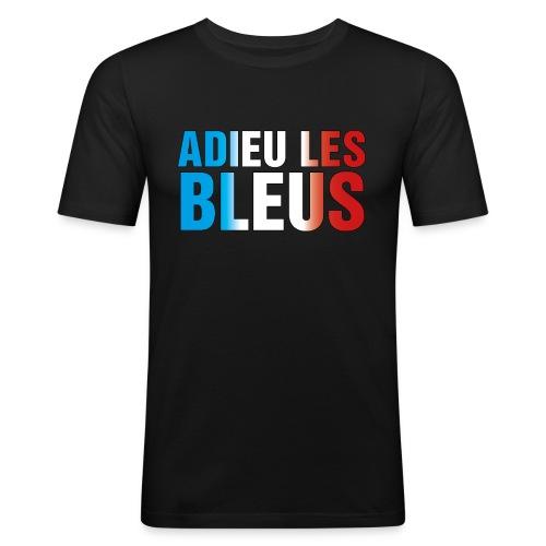 Adieu les bleus - Männer Slim Fit T-Shirt