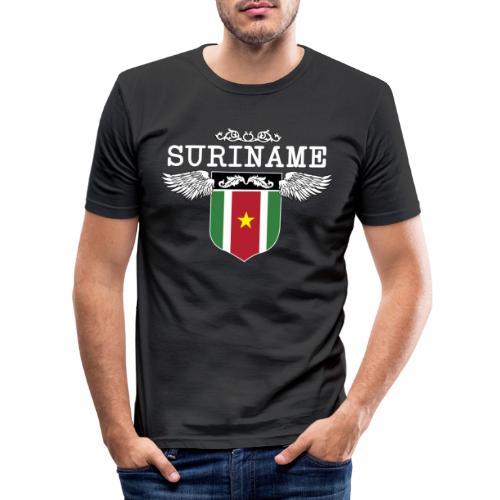 Suriname Wings - slim fit T-shirt