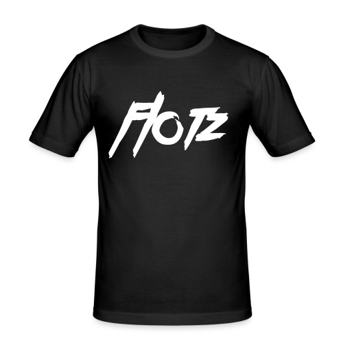 flotz 000000 - Männer Slim Fit T-Shirt