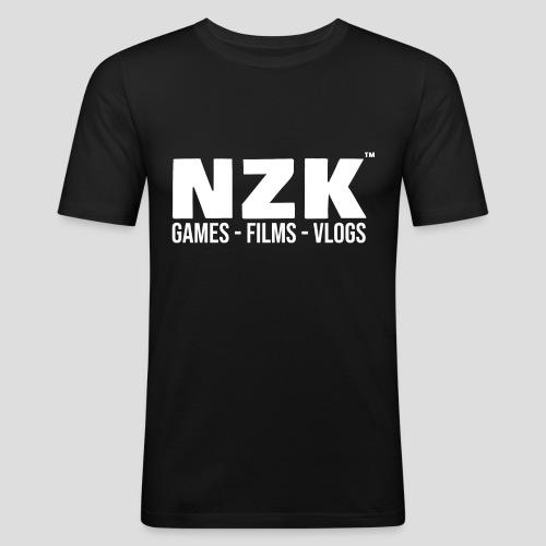 NZK - Mannen slim fit T-shirt