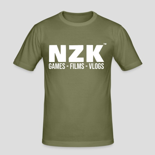 NZK - slim fit T-shirt