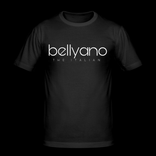 Bellyano The Italian - Männer Slim Fit T-Shirt