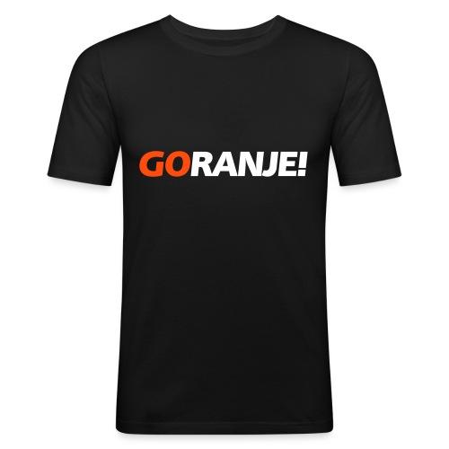 Go Ranje - Goranje - 2 kleuren - slim fit T-shirt