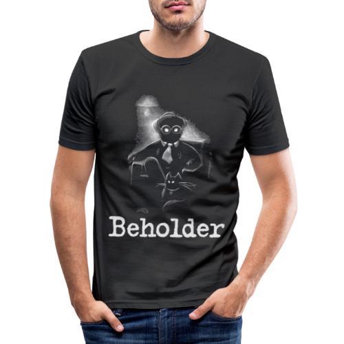 Hector Medina - Men's Slim Fit T-Shirt