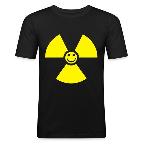 Atom! - Slim Fit T-shirt herr