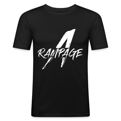 Rampage - T-shirt près du corps Homme
