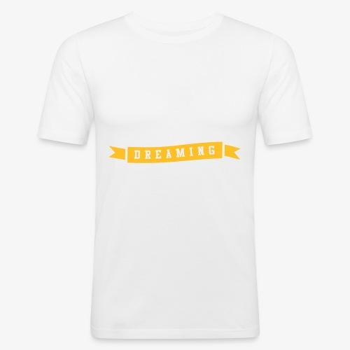 _Dreaming - T-shirt près du corps Homme