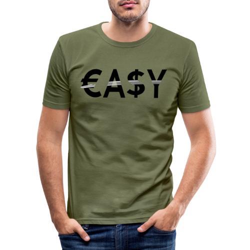 EASY - Camiseta ajustada hombre