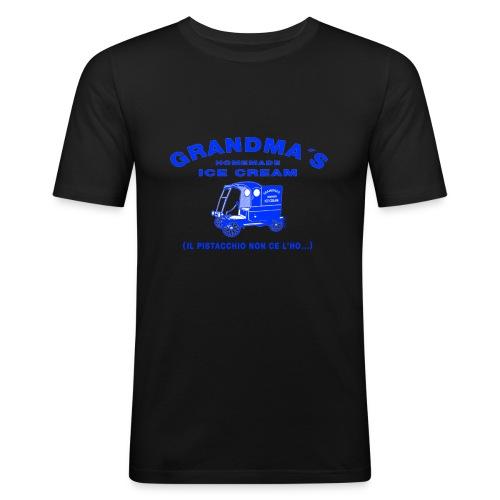 Pistacchio - Men's Slim Fit T-Shirt