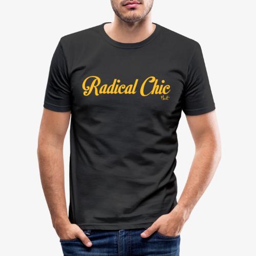 radical chic - Maglietta aderente da uomo