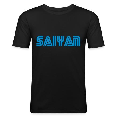saiyan - Men's Slim Fit T-Shirt