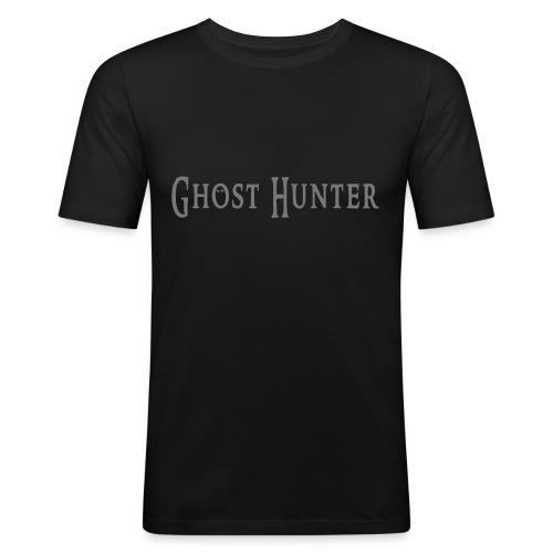 Ghost Hunter - Männer Slim Fit T-Shirt