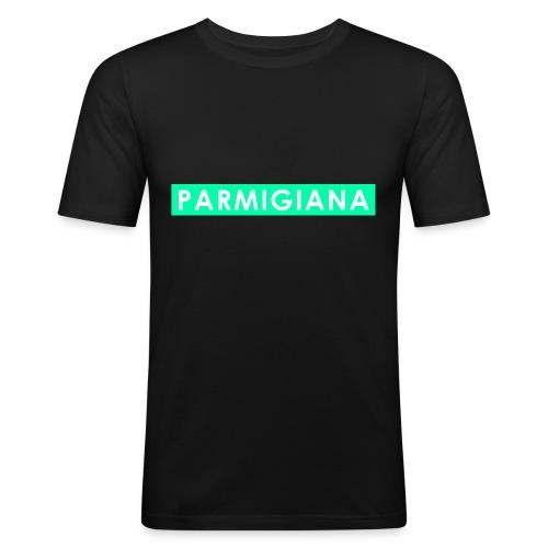 Parmigiana Style Green - Maglietta aderente da uomo