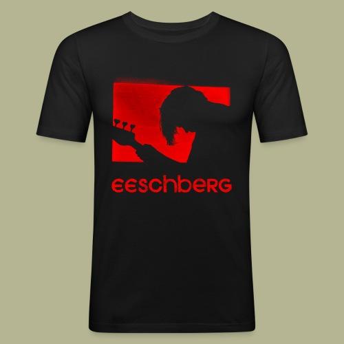 EeschBass - Männer Slim Fit T-Shirt
