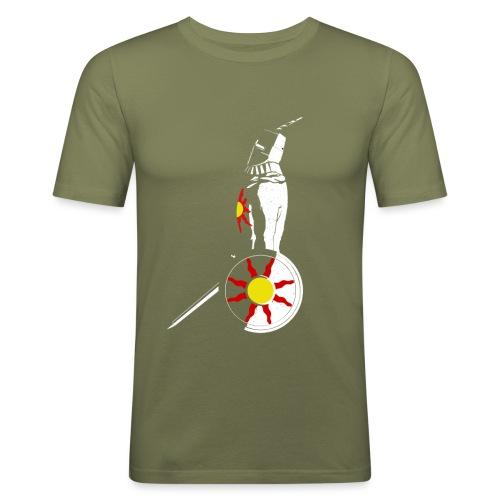 Solaire, Knight of Astora - Maglietta aderente da uomo