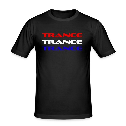 Trance Holland - Slim Fit T-shirt herr
