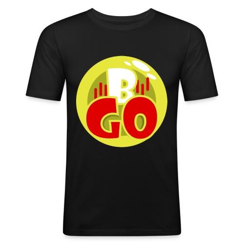 Bovago - Mannen slim fit T-shirt