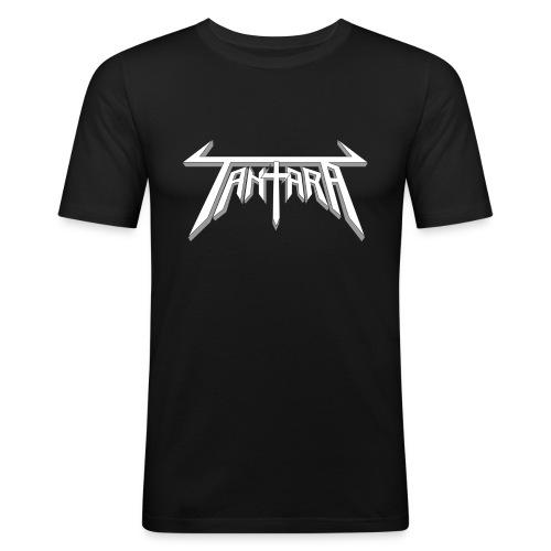 tantarawhitesparent - Slim Fit T-skjorte for menn