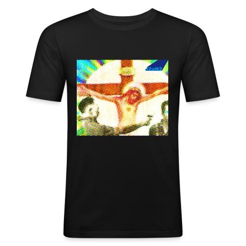 imagechrist - T-shirt près du corps Homme