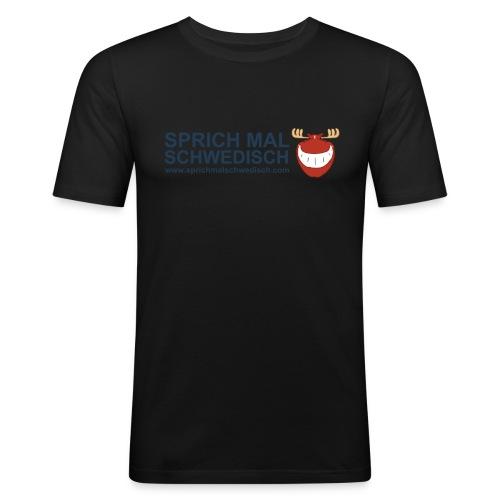 tshirt5 - Männer Slim Fit T-Shirt