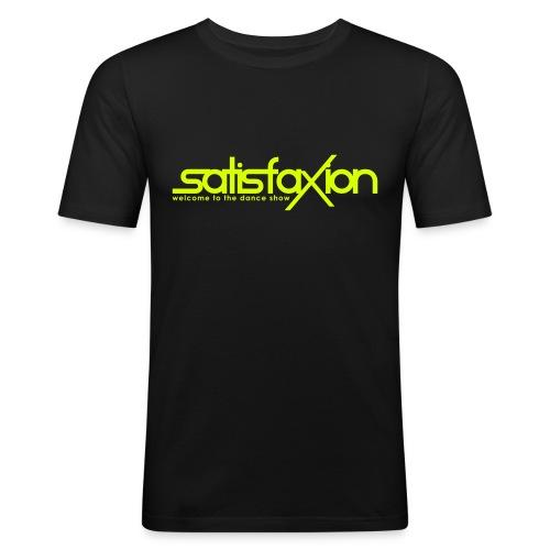 SatisfaXion Wear - Camiseta ajustada hombre