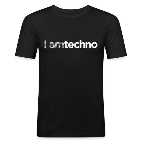 vector spreadshirt logo - Men's Slim Fit T-Shirt
