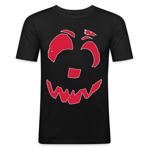 Halloween - Männer Slim Fit T-Shirt