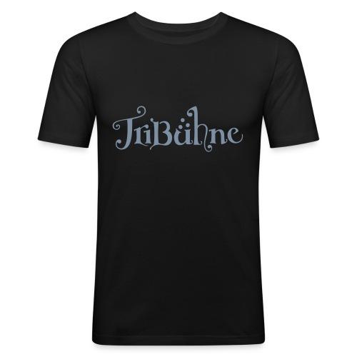 logo sw ou - Männer Slim Fit T-Shirt