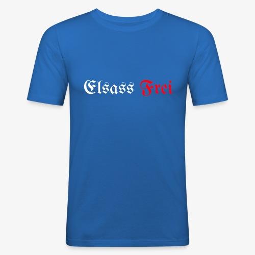 Elsass Frei - T-shirt près du corps Homme