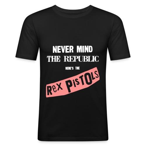 nevermind - T-shirt près du corps Homme