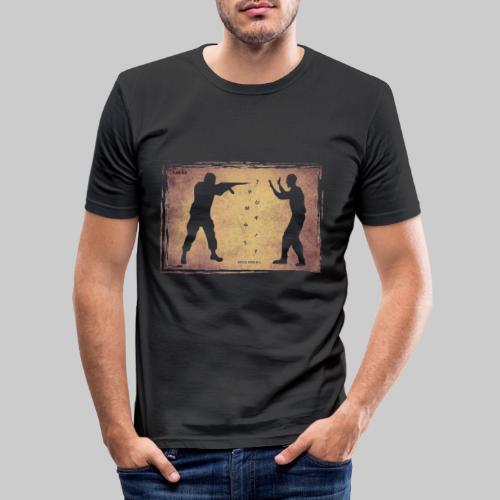 Humanity? - Men's Slim Fit T-Shirt