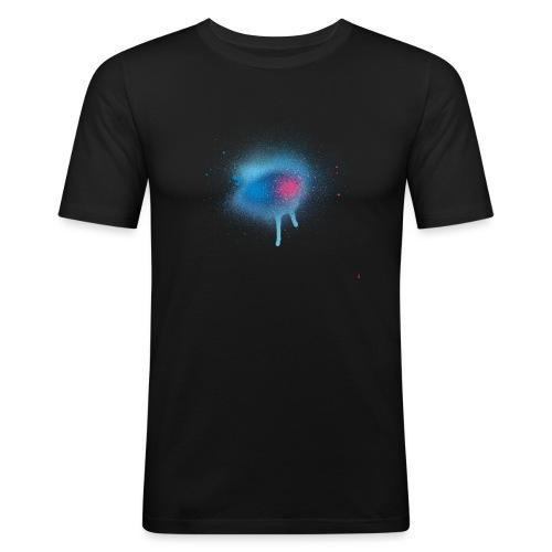 Splash - Maglietta aderente da uomo