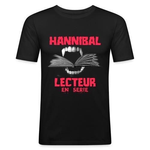 HANNIBAL LECTEUR - T-shirt près du corps Homme