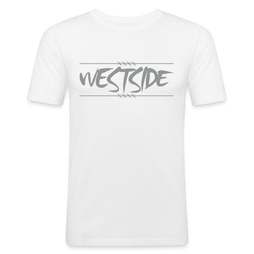 westside - T-shirt près du corps Homme