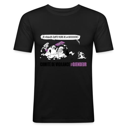 T Shirt Yagg pixel fille png - T-shirt près du corps Homme