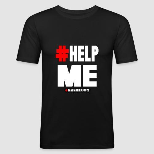 HelpMe - Men's Slim Fit T-Shirt