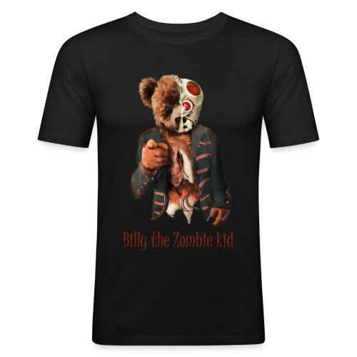 Billy the Zombie kid T-shirt. - Slim Fit T-shirt herr