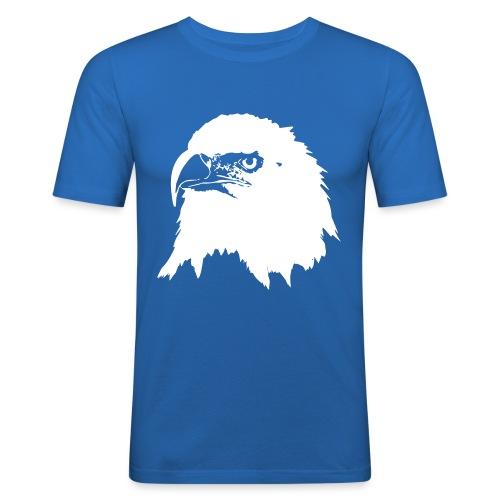 Steinadler - Männer Slim Fit T-Shirt