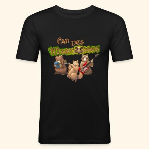 Tshirt fans - T-shirt près du corps Homme