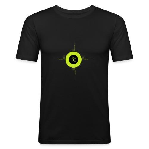 Robot Strong AR - Camiseta ajustada hombre