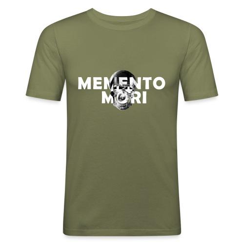 54_Memento ri - Männer Slim Fit T-Shirt