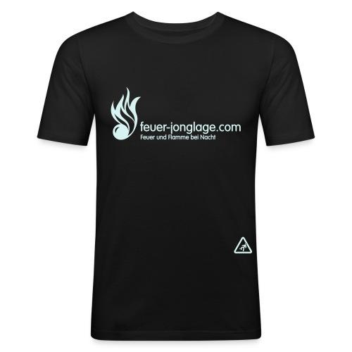 freaks logo mini - Männer Slim Fit T-Shirt