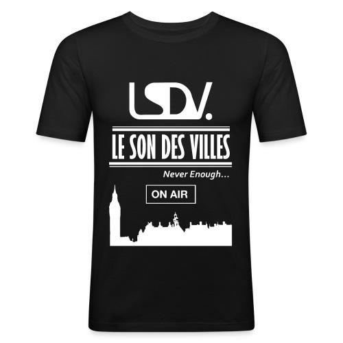 Lesondesvilles _On air LSDV - T-shirt près du corps Homme